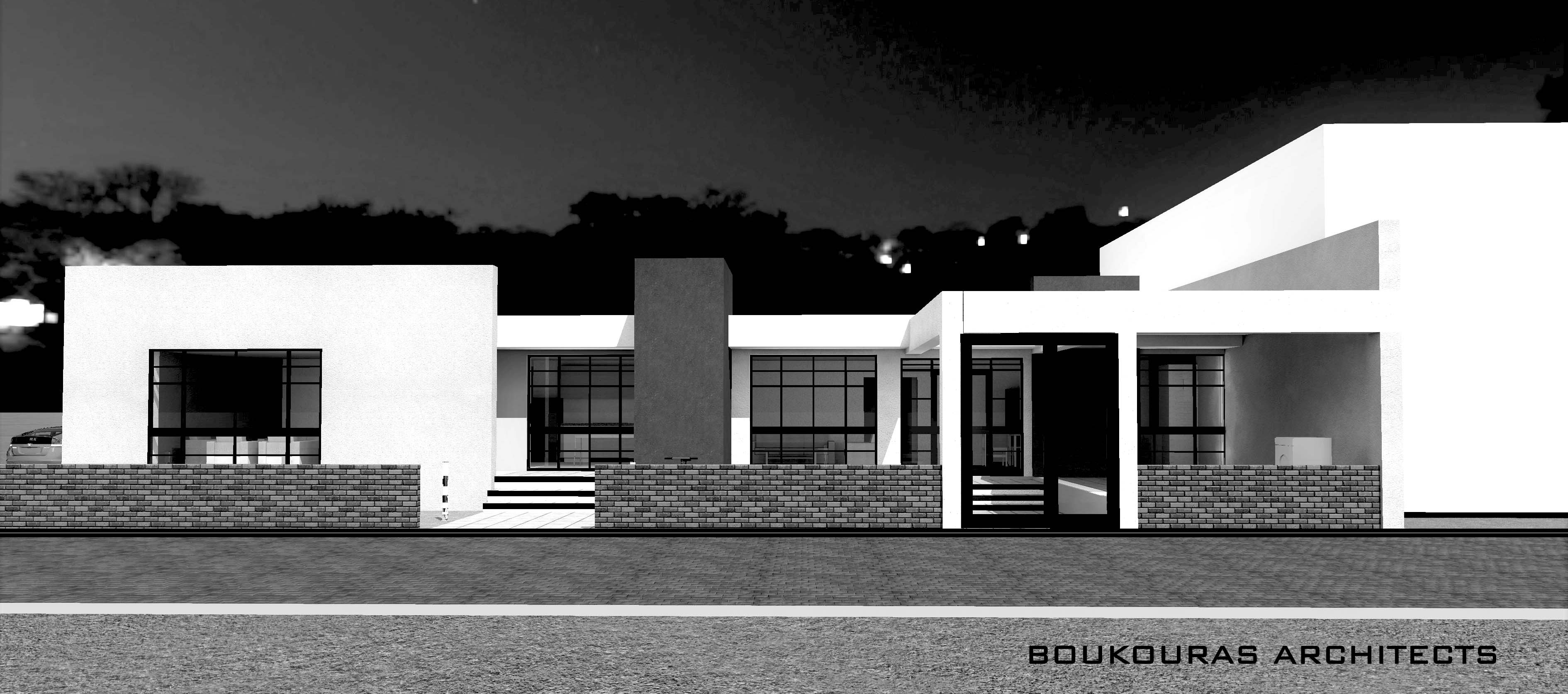 Residence Design- Ancient Port of Corinth
